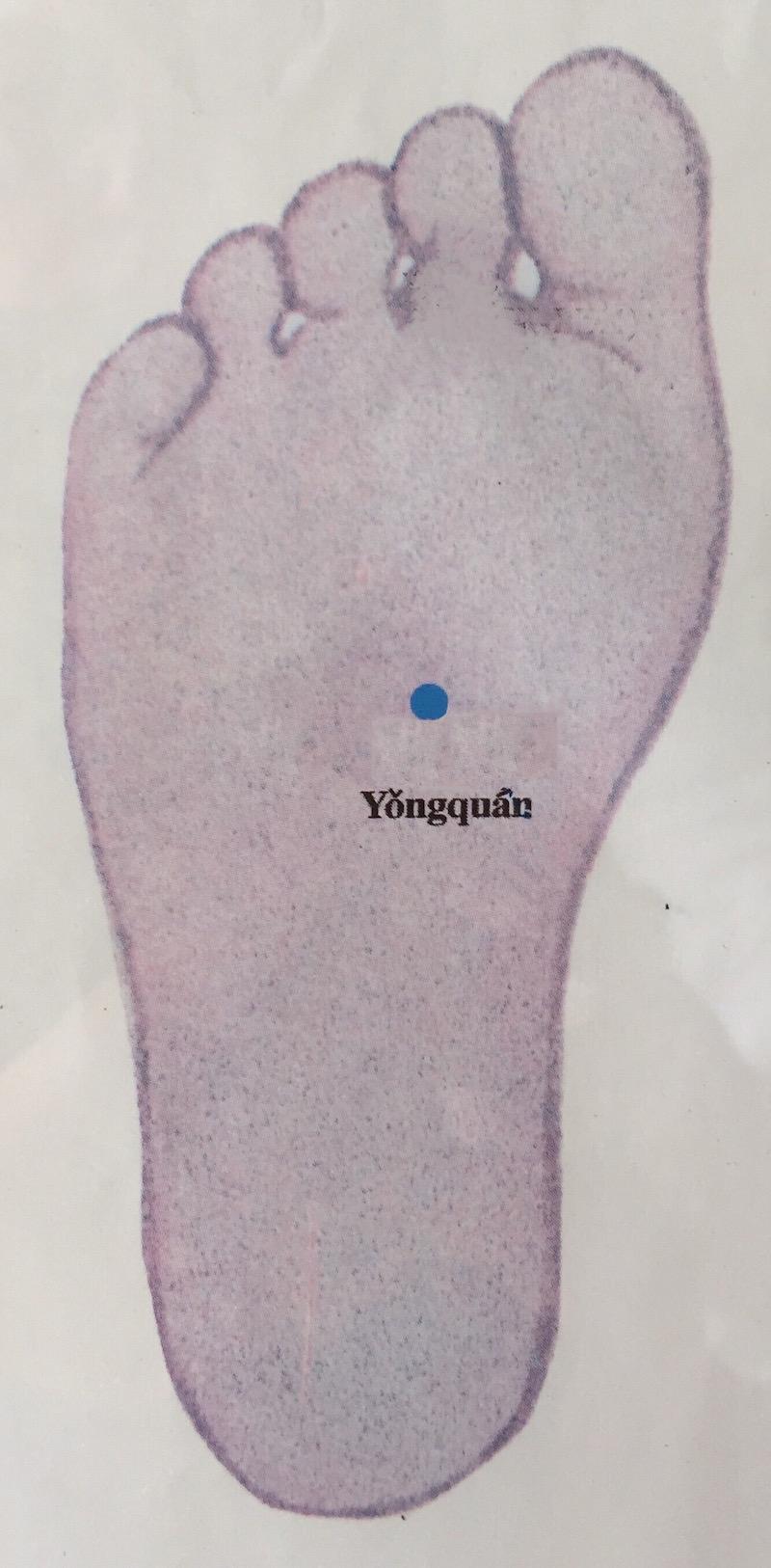 Yongquan (Niere 1)